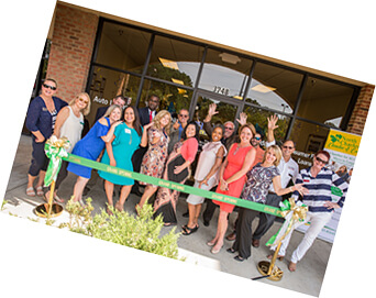 Chamber, Ribbon Cutting, Grand Opening, charleston South Carolina chamber