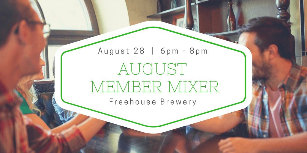 August Member Mixer