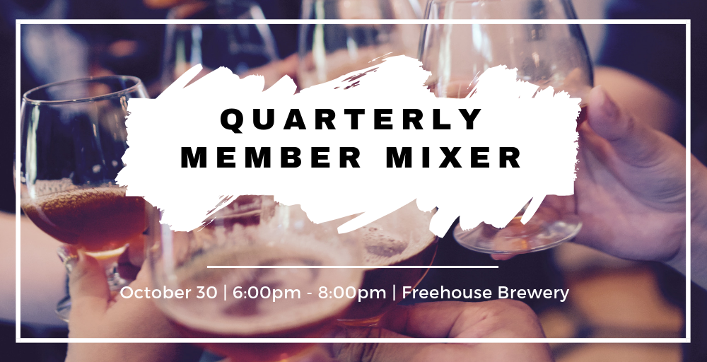 Quarterly Member Mixer October