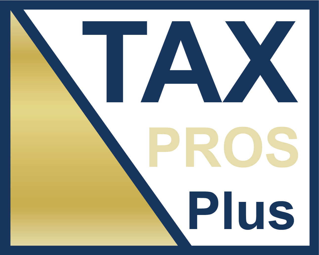 Tax Pros Plus sponsor