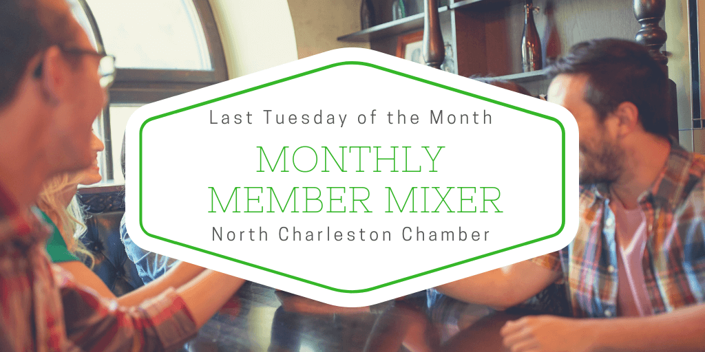 Monthly member mixer